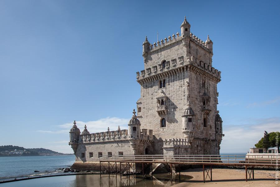 Португалия и Испания. Каминья, Виана-ду-Каштелу, Виго, Лиссабон