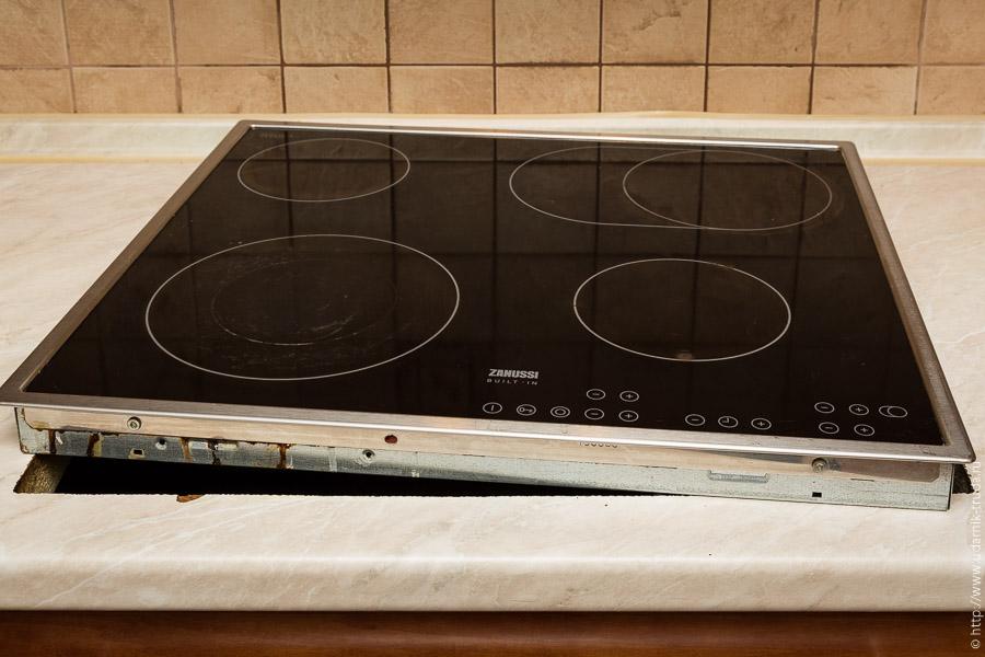 Ремонт газовой плиты electrolux